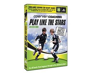 "Coerver-DVD: ""Play like the Stars"""